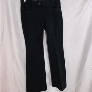 Banana Republic Flare Leg Pants